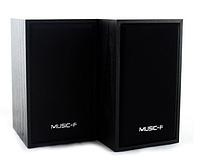 Акустична система колонки для ПК UKC MUSIC-F D9A 220v