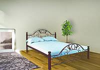 Кровать металлическая Франческа, фото 1
