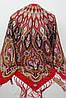 Платок шерстяной павлопосадский (120см) 607004, фото 3