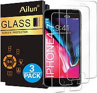 """Защитное стекло Ailun для iPhone 8,7,6 s, 6,( 4,7"""") 3 штуки в упаковке, фото 1"""