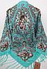 Платок шерстяной павлопосадский (120см) 607008, фото 3