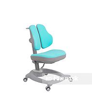 Ортопедическое компьютерное кресло для детей от 4 до 18+ лет ТМ FunDesk Diverso Mint