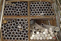 Аустенитная сталь 08х18н10т  трубы д.6х1-325х12
