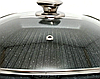 Сковорода со съемной ручкой Benson BN-314 (мраморное покрытие)   сковородка Бенсон, сковорода с крышкой Бэнсон, фото 2