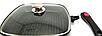 Сковорода со съемной ручкой Benson BN-314 (мраморное покрытие)   сковородка Бенсон, сковорода с крышкой Бэнсон, фото 6