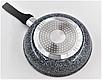 Набір посуду Benson BN-332 (8 предметів) гранітне покриття   каструля з кришкою   каструлі   сковорода Бенсон, фото 5