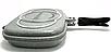 Сковорода - гриль двойная Benson BN-556 (гранитное покрытие) | сковородка Бенсон, сковорода Бэнсон, фото 3