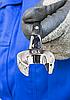 Набор ключей комбинированных с трещоткой 12ед., VIGOR, V1031, фото 4
