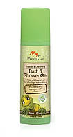 Гель для ванни та душу Mommy Care Kids and toddlers natural shower gel 400 мл