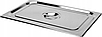 Емкость гастрономическая с крышкой Benson BN-1069 из нержавеющей стали (27*17*7 см)   гастроемкость Бенсон, фото 5