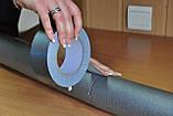 Стрічка ПВХ, арммированная, самоклеюча, ширина 50 мм, довжина 50 м. п. TERMOIZOL®, фото 5