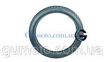 Резина на мопед 2.50-17 DRC шоссе камерная, фото 3