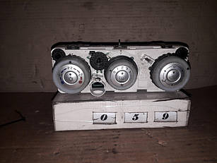 №59 Б/у блок управления печкой/климатконтролем  69667301  для Mitsubishi Colt 2004-2012