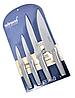 Набор ножей Benson BN-976 из нержавеющей стали (4 пр)   кухонный нож Бенсон   ножи Бэнсон
