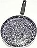 Сковорода блинная Benson BN-553 (24 см) с антипригарным мраморным покрытием   сковородка для блинов Бенсон
