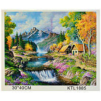 Картина по номерам KTL 1885