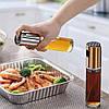 Распылитель масла Benson BN-978 | дозатор для уксуса, масла, соуса Бенсон | бутылка спрей
