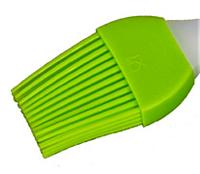 Кисточка силиконовая Benson BN-985 с пластиковой ручкой | кондитерская кисточка термостойкая Бенсон, Бэнсон, фото 1