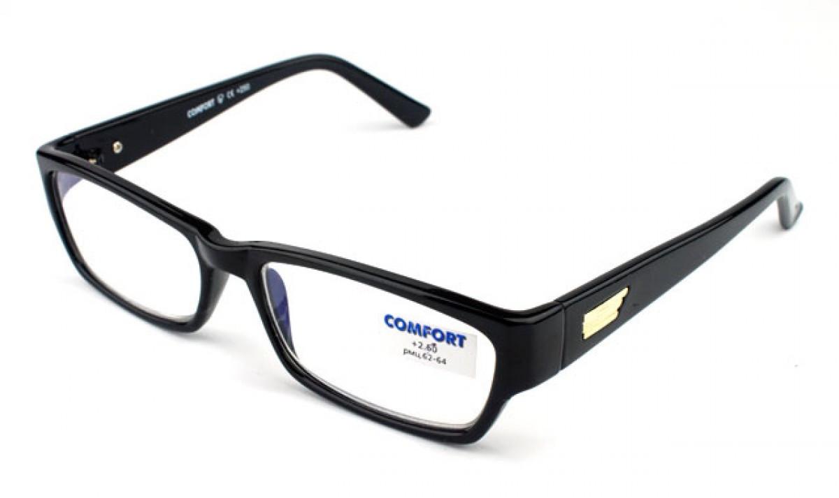Окуляри для зору пластикова оправа Comfort C4029-C1