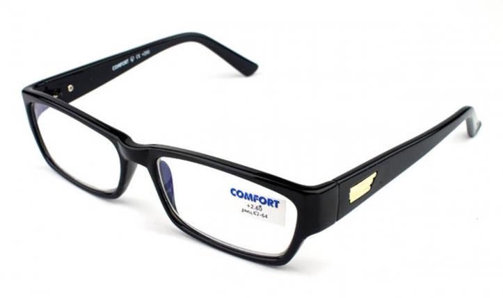Окуляри для зору пластикова оправа Comfort C4029-C1, фото 2
