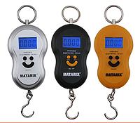 Весы портативные электронные MATARIX MX-450 50кг | Электронный кантер