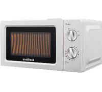 Микроволновая печь GRUNHELM 20MX701-W белая | микроволновка | СВЧ печь, фото 1