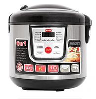 Мультиварка ROTEX RMC503-B 5л | пароварка | скороварка | рисоварка, фото 1