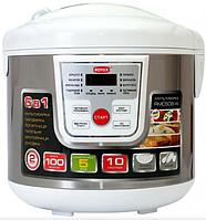 Мультиварка ROTEX RMC508-W 5л | пароварка | скороварка | рисоварка, фото 1
