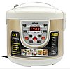 Мультиварка ROTEX RMC522-G 5л   пароварка   скороварка   рисоварка