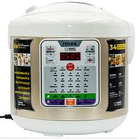Мультиварка ROTEX RMC530-G 5л   пароварка   скороварка   рисоварка, фото 1