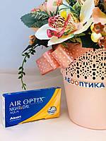 """Контактні лінзи """"Alcon"""" Air Optix Night & Day Aqua (3 шт.)"""