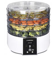 Сушилка для овощей и фруктов AURORA AU-3371 электрическая   сушка для сухофруктов, фото 1