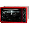 Духовка ASEL AF-0123 40-23 настольная красная   Электрическая духовая печь