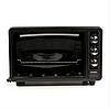 Духовка ASEL AF-0123 40-23 настольная черная   Электрическая духовая печь