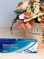 "Контактні лінзи ""Alcon"" Dailies AquaComfort Plus (30 шт)"