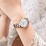 Оригинальные кварцевые женские часы Mini Focus (Розовое золото), фото 2