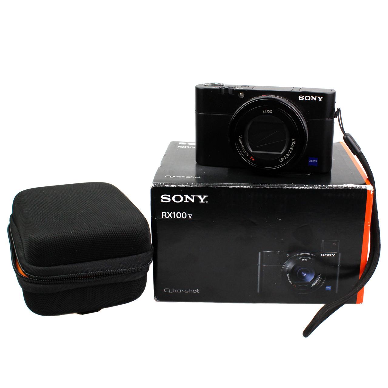 Новинка, Sony DSC RX100V в комиссионном отделе нашего магазина