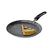 Сковорода блинная Edenberg EB-3386 с антипригарным мраморным покрытием 24 см
