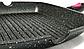 Сковорідка зі зйомною ручкою Benson BN-314 (мармурове покриття)   сковорідка Бенсон, сковорода з кришкою, фото 4