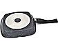 Сковорода со съемной ручкой Benson BN-314 (мраморное покрытие) | сковородка Бенсон, сковорода с крышкой Бэнсон, фото 5