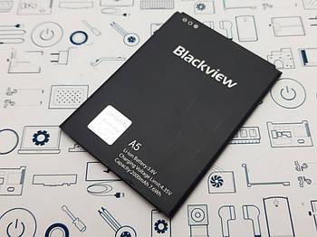Батарея Blackview A5 Сервисный оригинал с разборки (до 10% износа)