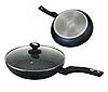 Сковорода Edenberg EB-4107 з двостороннім мармуровим покриттям 20 см