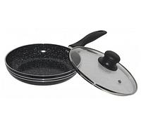 Сковорода Edenberg EB-764 с антипригарным мраморным покрытием 20 см, фото 1