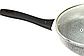 Сковорода Benson BN-494 (24 см) с крышкой, антипригарное гранитное покрытие | сковородка Бенсон, фото 2