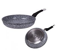 Сковорода Edenberg EB-9154 с антипригарным гранитным покрытием 24 см, фото 1