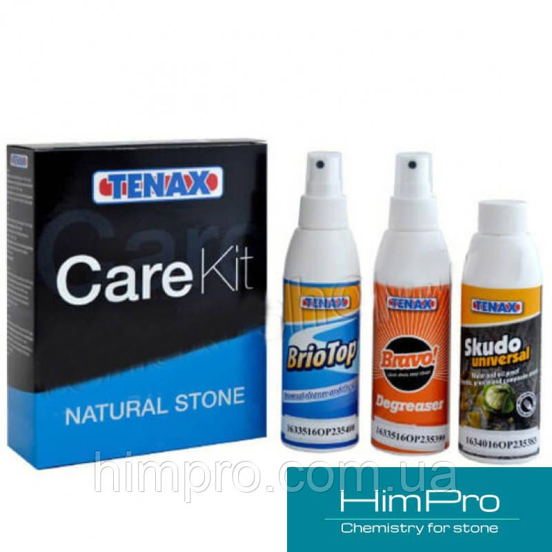 Набор Care Kit Natural Stone TENAX