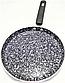 Сковорода блинная Benson BN-552 (22 см) с антипригарным мраморным покрытием | сковородка для блинов Бенсон, фото 5
