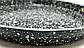 Сковорода блинная Benson BN-553 (24 см) с антипригарным мраморным покрытием | сковородка для блинов Бенсон, фото 3