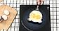 Мини сковорода блинная Benson BN-563 Свинка с антипригарным покрытием | сковородка для блинов, омлета Бенсон, фото 3
