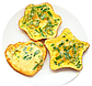 Мини сковорода блинная Benson BN-564 Яблоко с антипригарным покрытием | сковородка для блинов, омлета Бенсон, фото 3